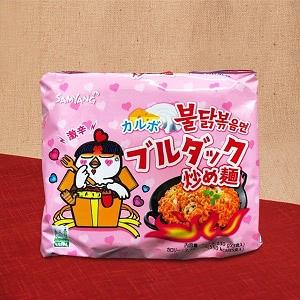 ブルダック 炒め麵 カルボ 5袋