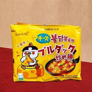 ブルダック 炒め麺 チーズ 5袋