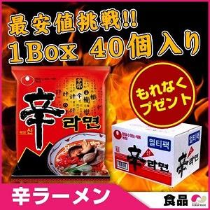 農心 辛ラーメン 40個(1Box)◆ 40袋入り