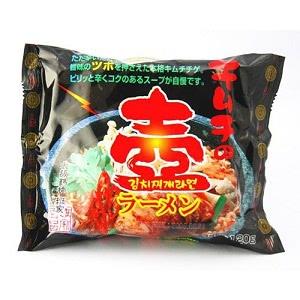 キムチの壺ラーメン 1食分 60袋(徳山物産)