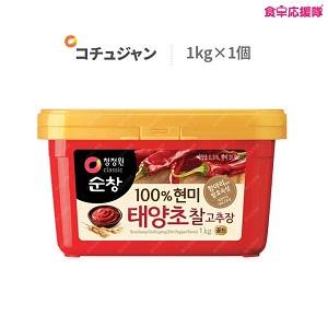 スンチャン コチュジャン 1kg 韓国 調味料 辛みそ 大象