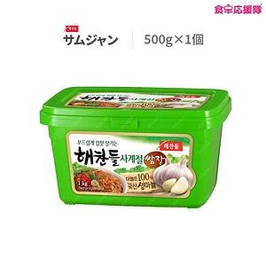 サムジャン 500g ヘチャンドル 韓国味噌 サムギョプサル