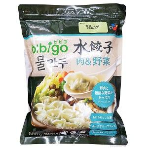 冷凍 bibigo 水餃子 800g