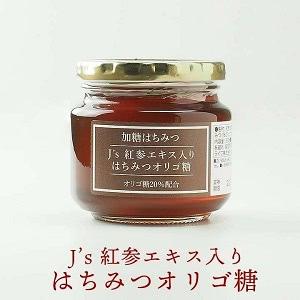 J's紅参エキス入りはちみつ300g