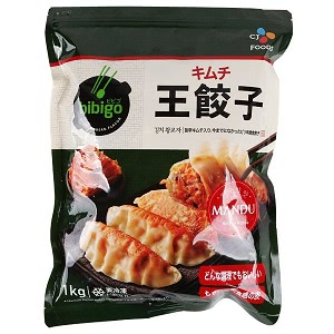 [凍]bibigoキムチ王餃子1kg