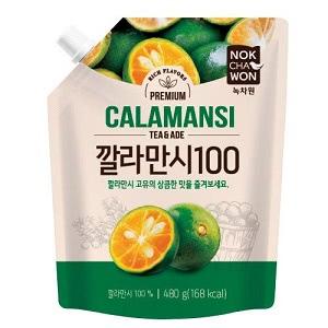『緑茶園』カラマンシー100(480g)