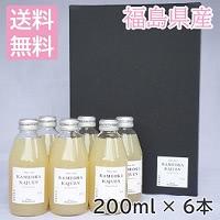 桃ジュース (200ml × 6本)