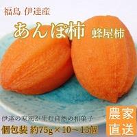 あんぽ柿 蜂屋柿 (10~15個)
