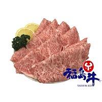 国産 福島牛 すき焼き 焼きしゃぶ