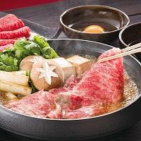 すき焼用(特選黒毛和牛サーロイン)