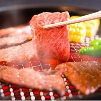 福島牛和牛ロースぜいたく焼き肉用
