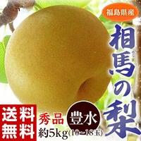 福島県産 相馬の梨