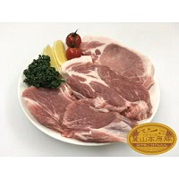 麓山高原豚 豚肉 とんかつ
