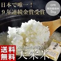 特別栽培米天栄米