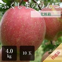 ふくしまのりんご サンふじ