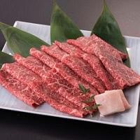 ブランド牛「うねめ牛」 すき焼き肉