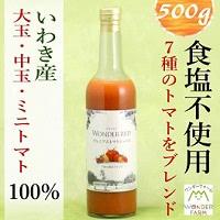 プレミアムトマトジュース500g