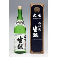 大七生もと 本醸造酒 1.8L
