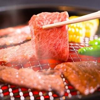 福島牛 ロース贅沢焼き肉用