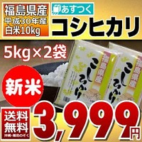 コシヒカリ 10kg(5kg×2)