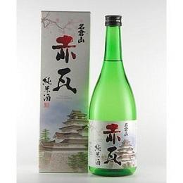 名倉山 会津純米酒