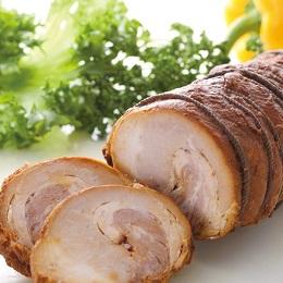 エゴマ豚焼豚400g×2