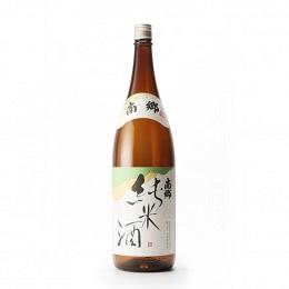 南郷 純米酒(1.8L)