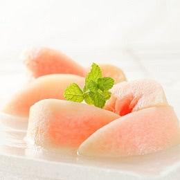 献上桃の里の桃 特秀品 3kg