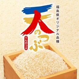 福島県 天のつぶ 精米5kg