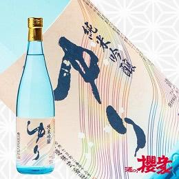 会津中将 純米吟醸 ゆり