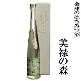 蜂蜜酒 美禄の森 520ml