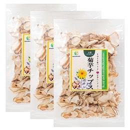 菊芋チップス 100g×3袋