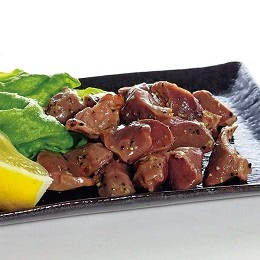 会津地鶏おつまみ炙り焼き4個