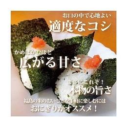 福島県会津産ひとめぼれ 20kg