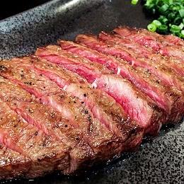 福島県産和牛ロースステーキ