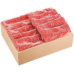 福島牛 すき焼き用