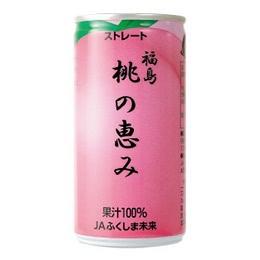 桃ジュース「桃の恵み」30本入り