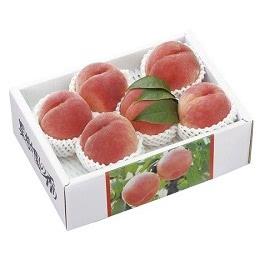 福島県 まるせい果樹園の桃