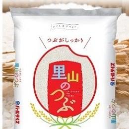 福島県産米「里山のつぶ」15kg
