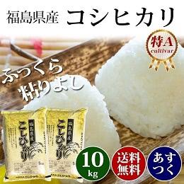 コシヒカリ 5kg×2袋
