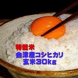 コシヒカリ 玄米30kg