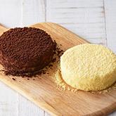 とろける食感、ルタオの大人気ケーキ