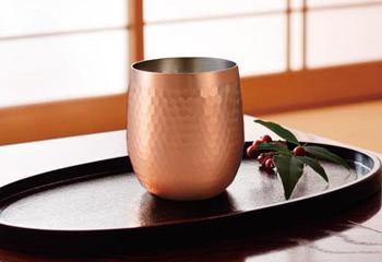 純銅製ロックカップ 340ml