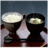 特別栽培米コシヒカリ、安心安全なお米です