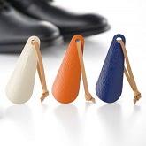 丈夫で肌馴染みのよい紙製靴べら 携帯サイズ