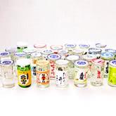 ワンカップで新潟県内蔵元の日本酒30種を飲み比べ