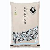 乾燥方法にこだわり、選び抜かれた米 新潟県認証米
