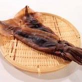 日本海産 スルメイカ丸干し 焼くと広がる味の深さ