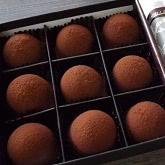 生キャラメルと生チョコの苦味が絶妙なバランス