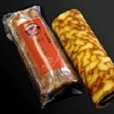 栗入りの餡をたっぷり使用した和風ロールです